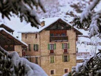 Alagna Ski Lodge