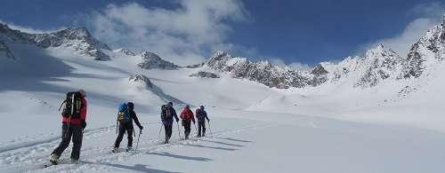 Stubai Alps landscape 2