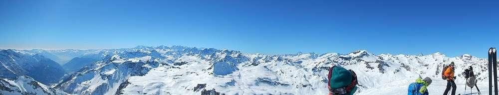 Paesaggio della Val Formazza