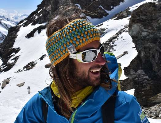 Andrea Tamilla Alagna Ski Guides