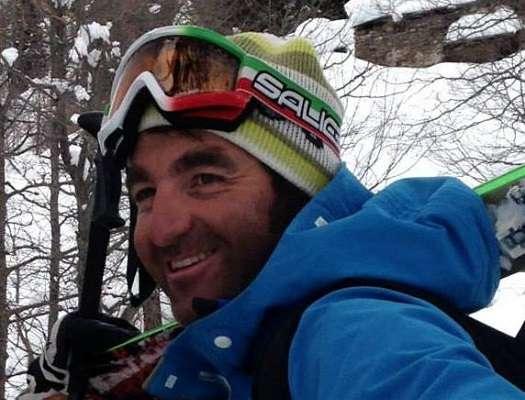 """Michele Enzio """"Miki"""" Alagna Ski Guides"""