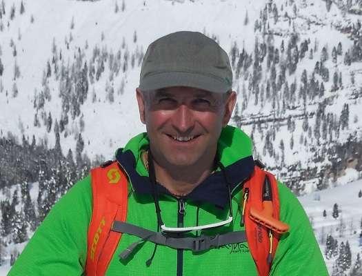 Paolo Paglino Alagna Ski Guides