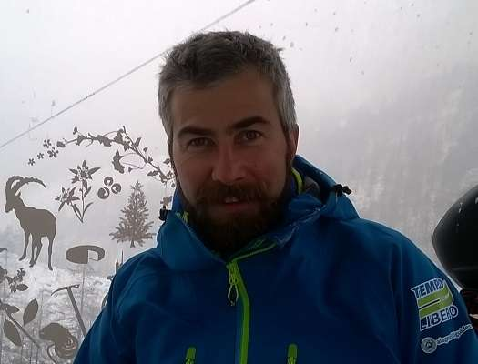 """Teodoro Bizzocchi """"Teo"""" Alagna Ski Guides"""