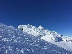 Breithorn Simplon Pass