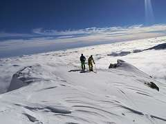 Bors Glacier