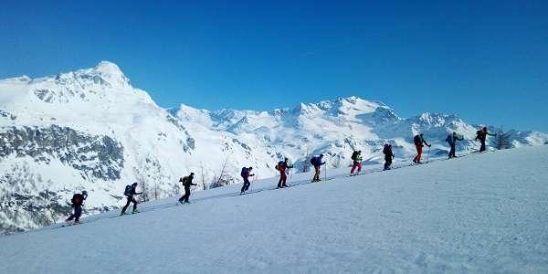 Val Formazza Sci Alpinismo