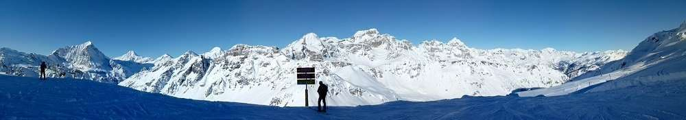 San Domenico ski and ski touring