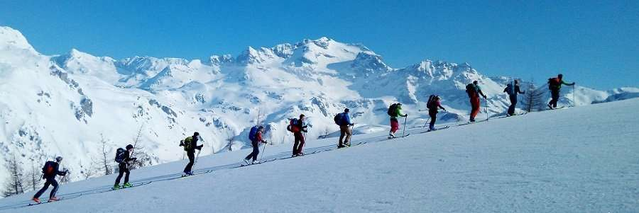 Ski Touring all-inclusive programmes