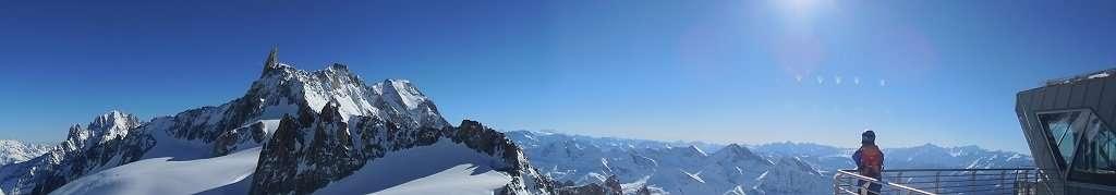 Vallée Blanche - Helbronner