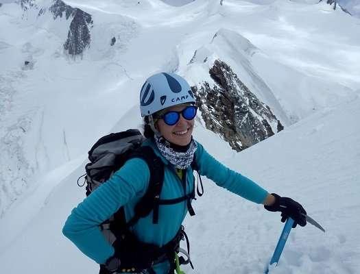 Valentina Tarana - Alagna Ski Guides