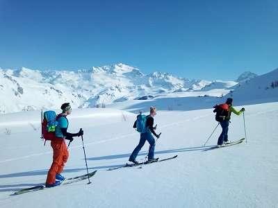 Ski Touring Alagna Monte Rosa