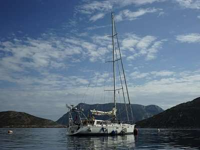 Sailing and Climbing course in Kalimnos