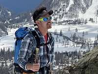 Gioele Poddine Alagna Ski Guides